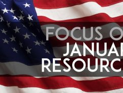 FOCUS ON: January Resources