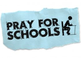 Pray for Schools Fortnight 8th - 22nd May 2016