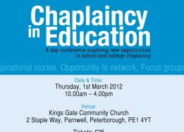 Chaplaincy in Education