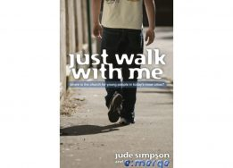 Just Walk With Me - Book Review