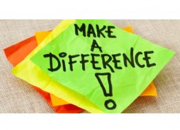 Will YOU make a difference? (WYMAD)
