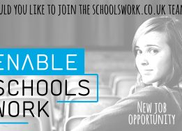 Job opportunity at schoolswork.co.uk