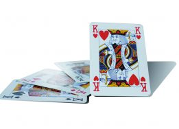 Playing card tricks explained